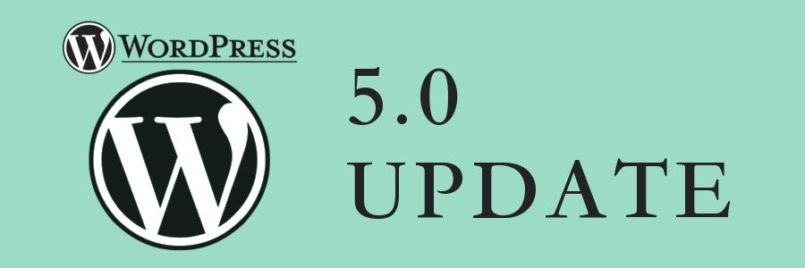 WordPress5.0がいよいよリリースされました