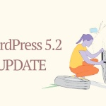 wordpress5.2のアップデートががリリース